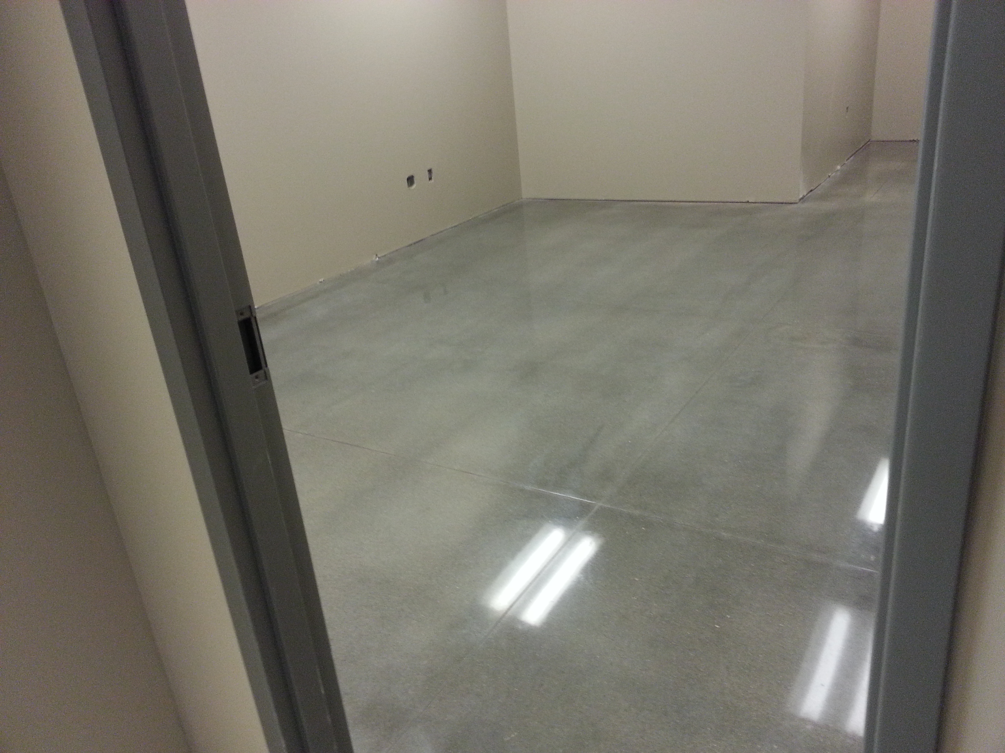 Institutional Medium to High Gloss at educational facility in Clinton, Iowa.