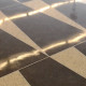 Terrazzo floor restoration and polishing