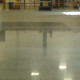 Medical warehouse high gloss floor