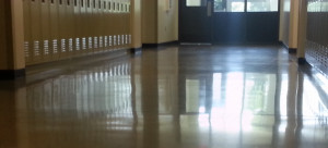 High gloss finish school Des Moines, IA