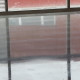 High gloss sheen on concrete floor at school Clinton, IA
