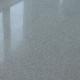 Commercial Terrazzo floor polishing at financial insurance company