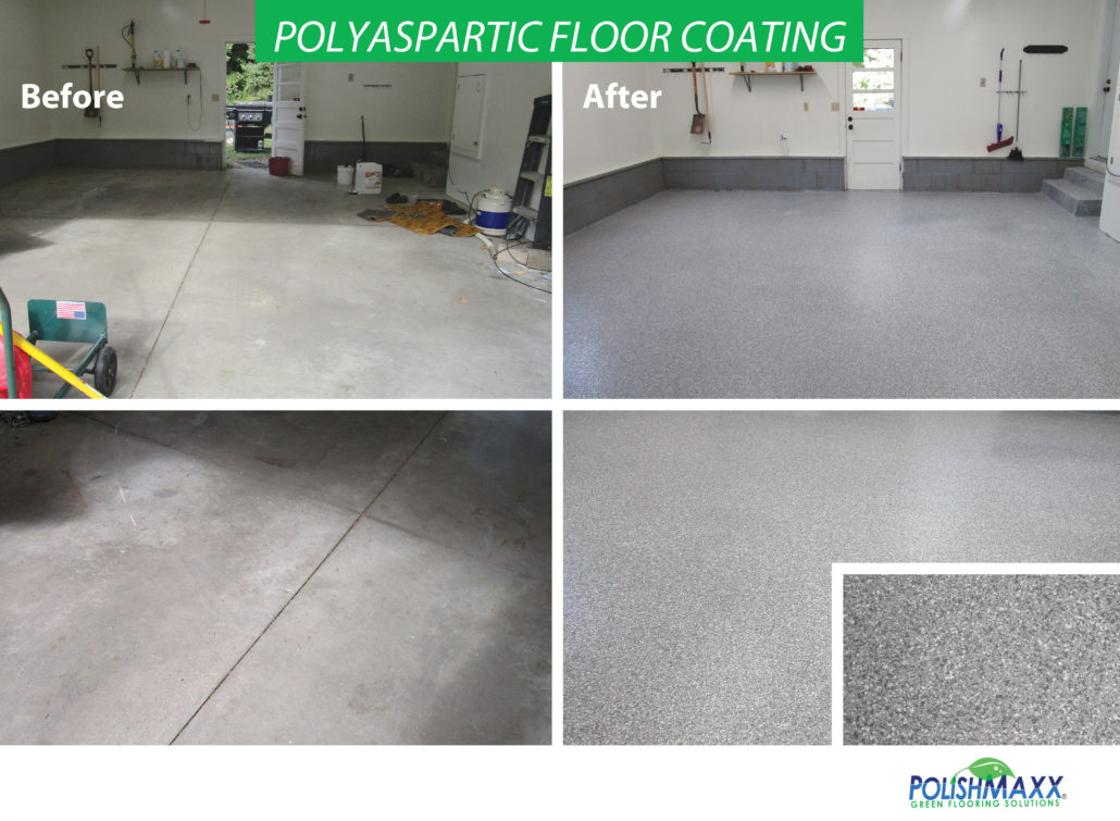 Iowa Wall Sawing Service : Garage archives polishmaxx polished concrete contractor